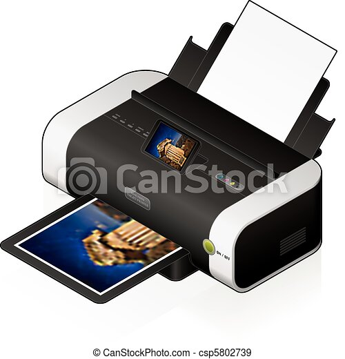 InkJet Printer - csp5802739