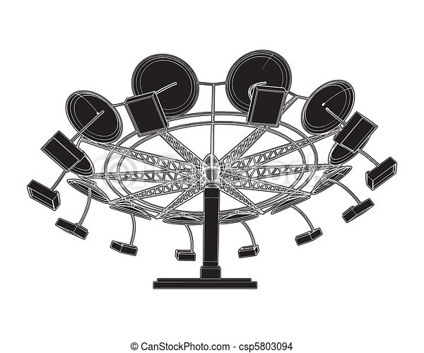 Carousel - csp5803094