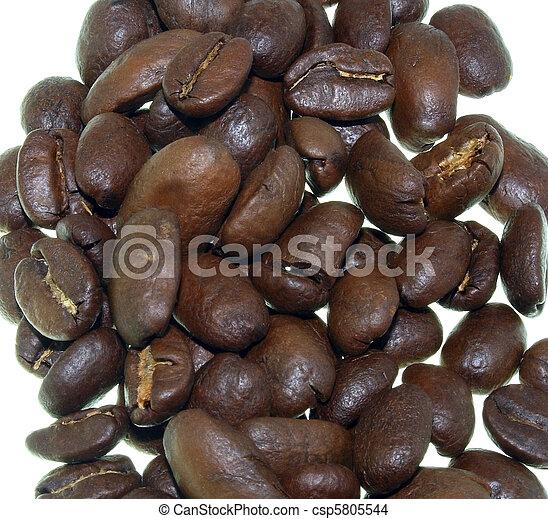 Coffee Beans - csp5805544
