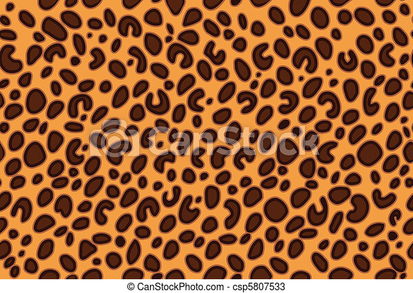 Leopard skin - csp5807533