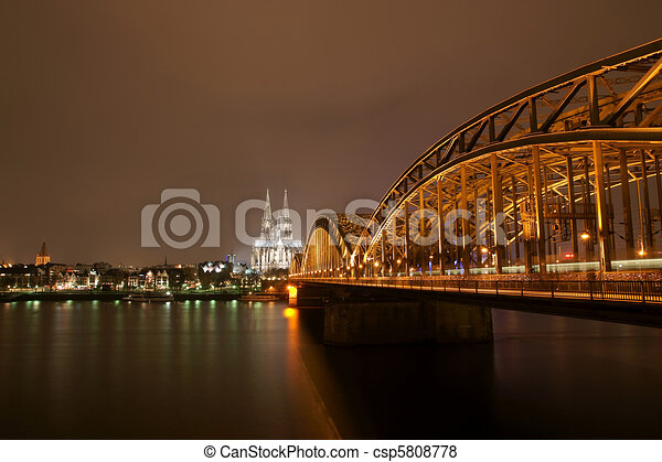 Cologne cathedral - csp5808778