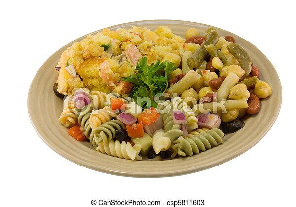 Macaroni Salad Clipart Pasta Salad Clipart Pasta