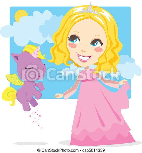Sweet Princess - csp5814339