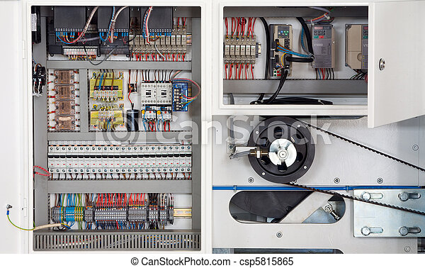 Machine electronics - csp5815865