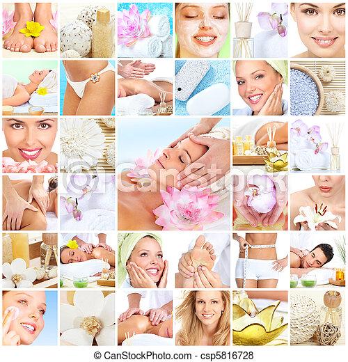 spa massage - csp5816728