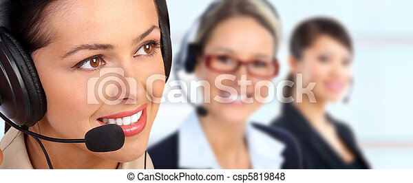 Customer service - csp5819848