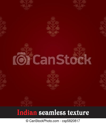 pattern-Indian - csp5820817