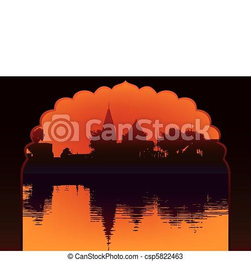 India - csp5822463
