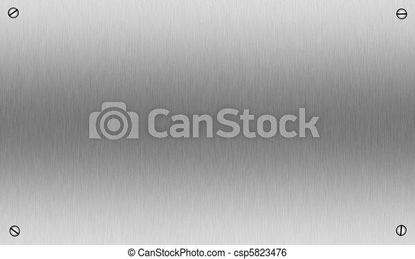 metal plate - csp5823476