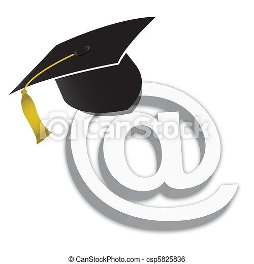 Online Education - csp5825836