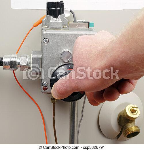 Saving Energy - csp5826791