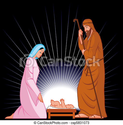 Nativity - csp5831073