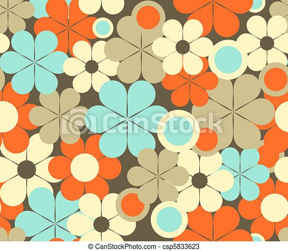 Seamless pattern - csp5833623