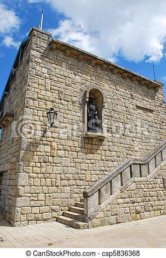 San Marino - csp5836368