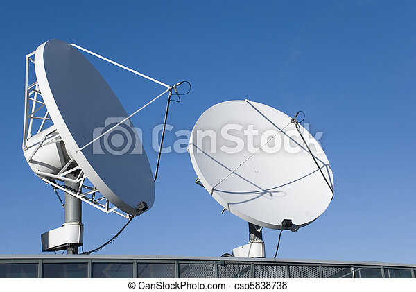 Communication satellites - csp5838738