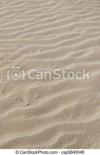 Sand background - csp5840048