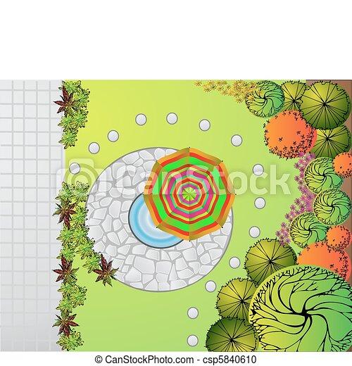 Landscape  Plan  - csp5840610