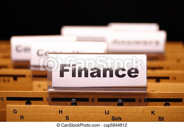 finance - csp5844812