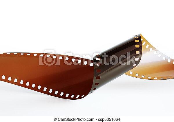 Photography film - csp5851064