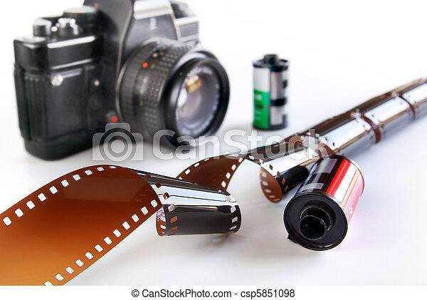 Photography Gear - csp5851098