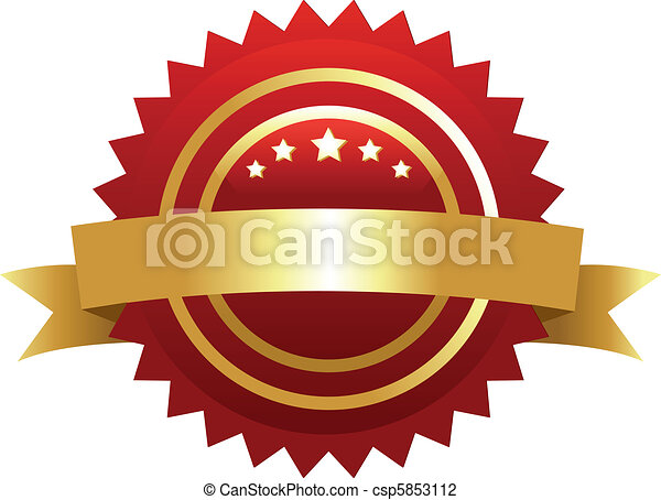 Warranty Guarantee Gold Seal - csp5853112