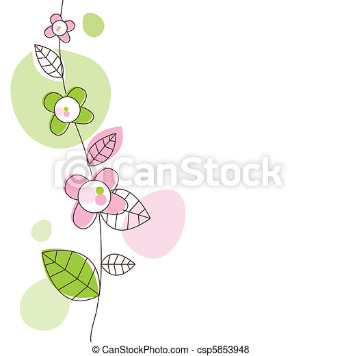 Greeting card - csp5853948