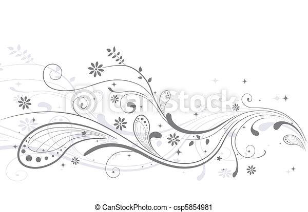 Wedding Invitation - csp5854981