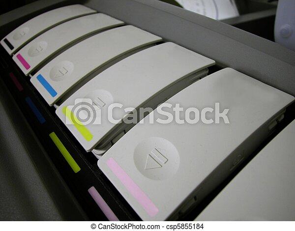 Hexachrome cartridges - csp5855184