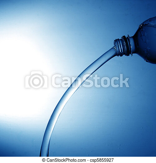 Pouring Water - csp5855927