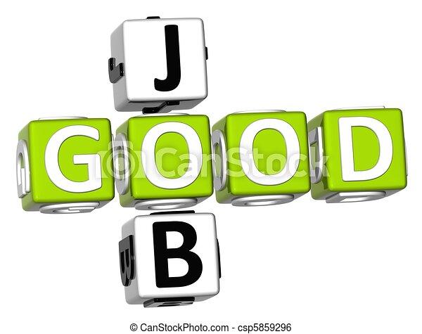 Good job Clip Art and Stock Illustrations. 4,773 Good job EPS ...