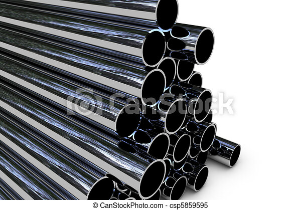 Steel tube - csp5859595