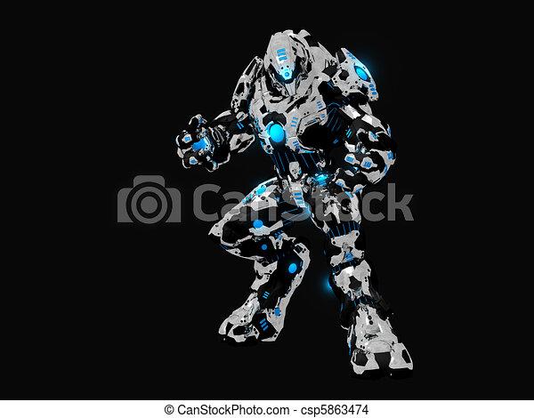 how to make a advanced robot