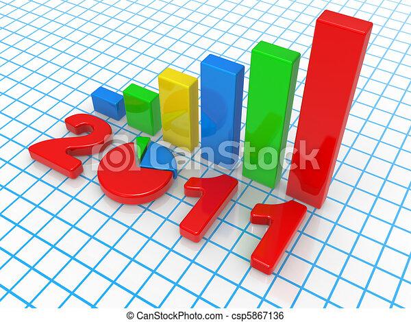 Business diagram 2011 - csp5867136