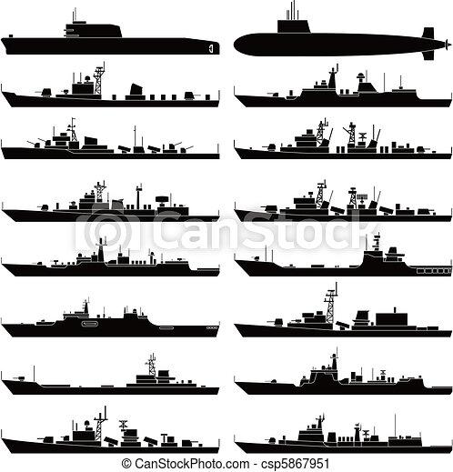 Warship - csp5867951