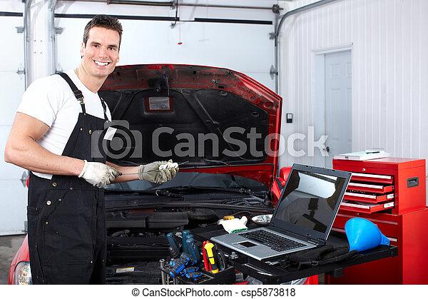 Auto repair - csp5873818