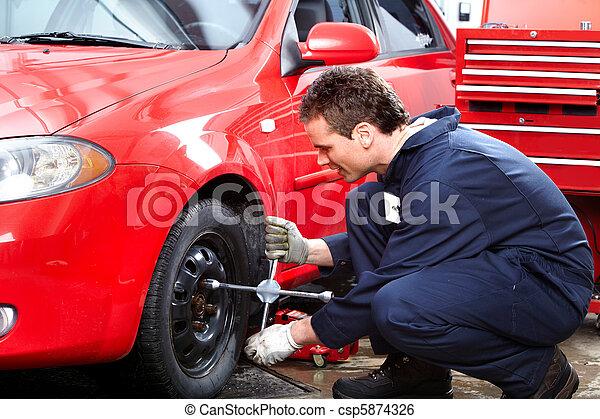 Auto repair - csp5874326