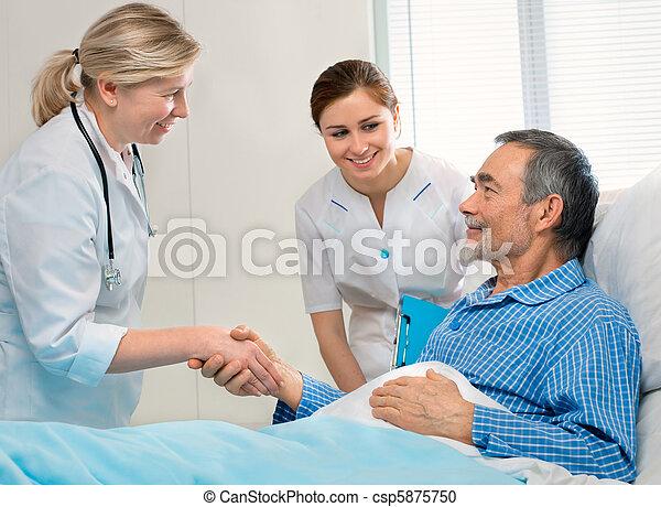 medical exam - csp5875750