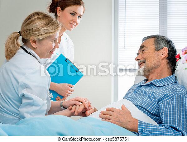 medical exam - csp5875751
