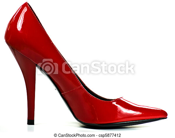 red heels - csp5877412