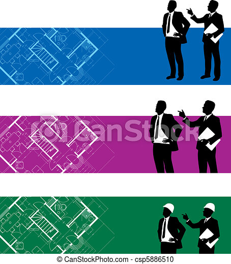 construction banners - csp5886510