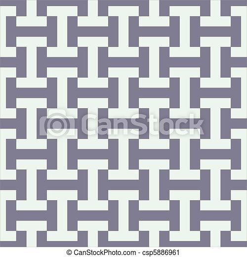 seamless I pattern in purple - csp5886961