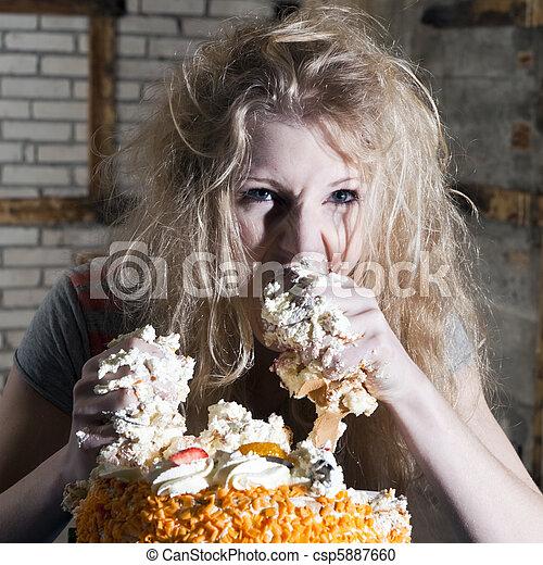 Gluttony - csp5887660