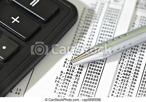 accounting - csp5890096