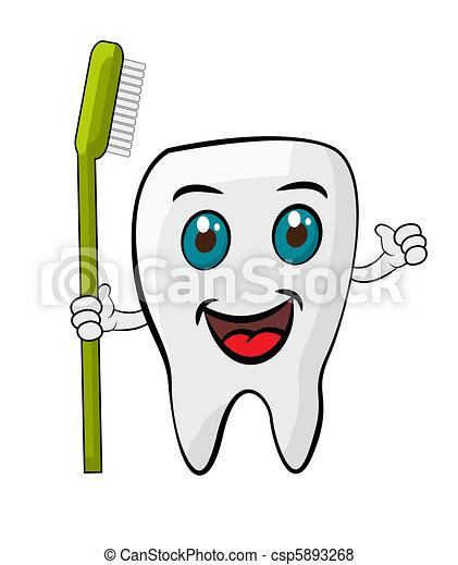 Healthy Teeth - csp5893268