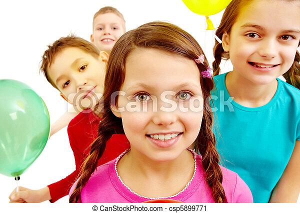 Childish festival     - csp5899771