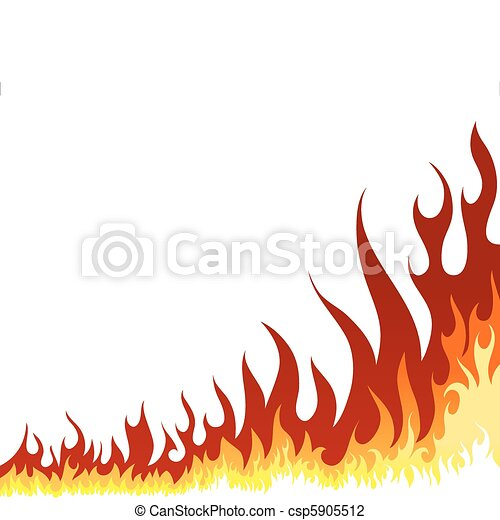 vektor illustration von feuer hintergrund inferno feuer vektor hintergrund csp5905512. Black Bedroom Furniture Sets. Home Design Ideas