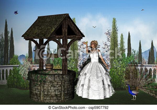 Enchanted  Prince - csp5907792