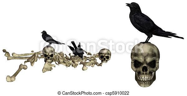 Halloween pack - csp5910022