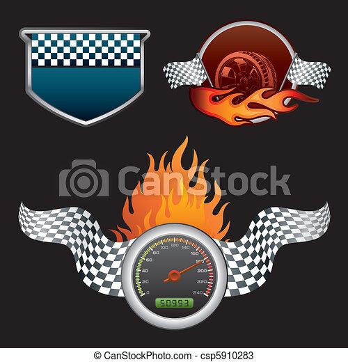 motor racing - csp5910283