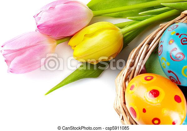Happy Easter! - csp5911085